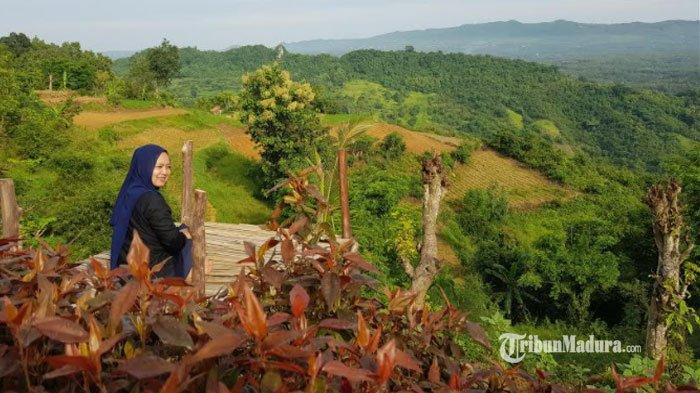Teras Langit Sumenep, Objek Wisata Alam Baru di Madura, Pengunjung Bisa Nikmati Alam dari Ketinggian