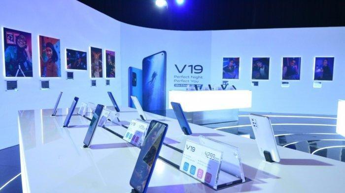 TERBARU, Daftar Harga HP Vivo Mei 2020: Vivo S1 Pro, V15 hingga Z1 Pro Dijual di Bawah Rp 5 Juta