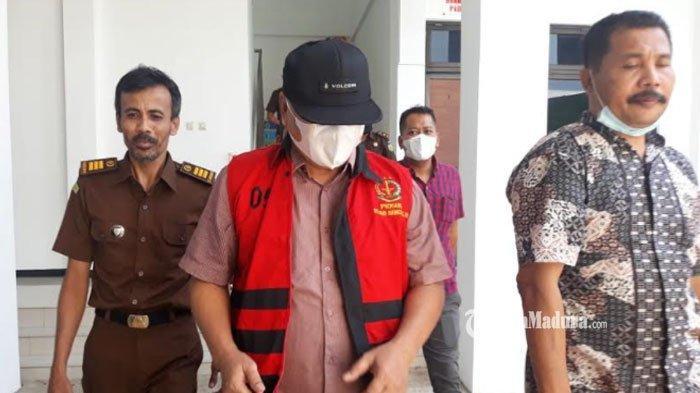 Terdakwa Kasus Korupsi Kambing Etawa di Bangkalan Dijemput Paksa Tim Kejari, Sempat Ada Adu Argumen