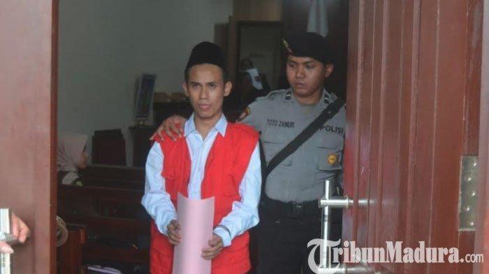 PencuriKotak Amal di Masjid Pemkab Gresik Dituntut Hukum8 Bulan Penjara, Terdakwa Beraksi 5 Kali