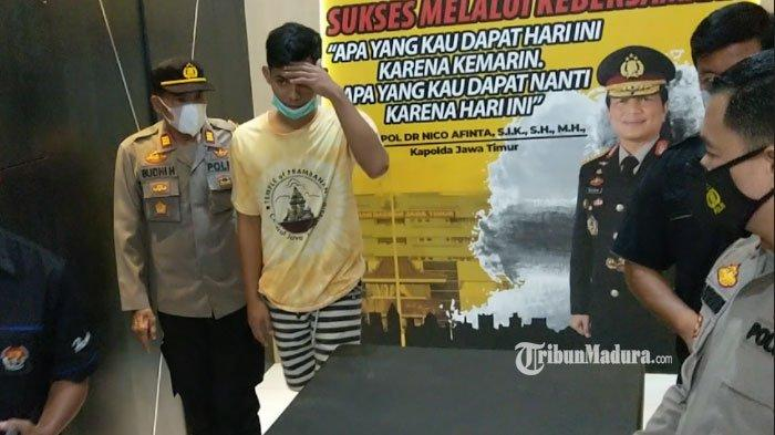 Terduga Penghina Gus Miftah Dipulangkan, Tunjukan Perilaku Aneh saat Diamankan di Kantor Polisi