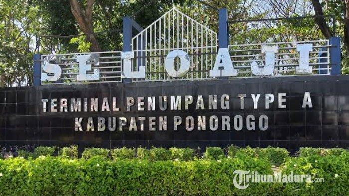 Petugas Kebersihan Dinyatakan Positif Covid-19, Terminal Seloaji Ponorogo Tidak Hentikan Operasional