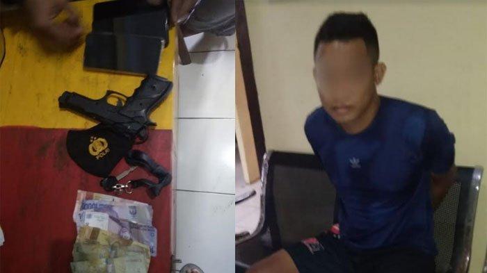 Polisi Gadungan asal Lumajang Tertangkap, Sita Ponsel Remaja di Tulungagung, Berawal dari Balap Liar
