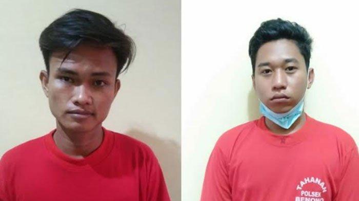 Alasan Klasik Dua Pria ini Saat Ditangkap Hendak Pesta Sabu, Awalnya Mengelak Tapi ada Bukti