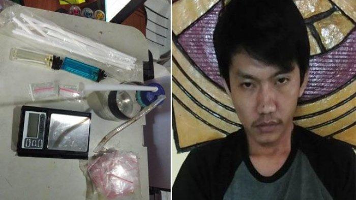 Berawal dari Pembeli, Polisi Akhirnya Ringkus Iblis Penjual Sabu Jaringan Lapas Jatim di Surabaya