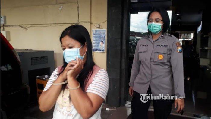 Karena Nafsu Dunia, Ibu Muda di Malang ini Terancam Terpisah dari 3 Anaknya, Polisi Bongkar Dosanya