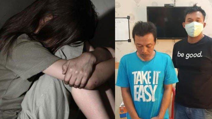 Gadis 14 Tahun di Kediri Kabur dari Rumah, Depresi setelah Dua Tahun Disetubuhi Ayah Tirinya