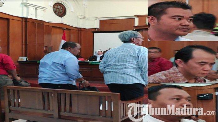 Kasus Jalan Gubeng Surabaya Ambles Disidang Terpisah di PN Surabaya, 6 Terdakwa Tak Ajukan Eksepsi