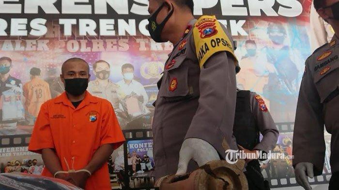 Lagi Ronda Sahur, Pemuda di Trenggalek ini Tiba-Tiba Dicakar hingga Dipukul Pria Dalam Kondisi Mabuk