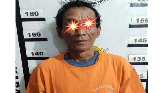 Sudah Tua Masih Suka Nyabu, Warga Surabaya ini Berurusan dengan Polisi, Lama Jadi Target Pengejaran