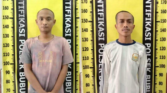 Baru Setahun Bebas, Dua Sekawan Maling Kambuhan di Surabaya Kembali Ditangkap, Sempat Dihajar Warga
