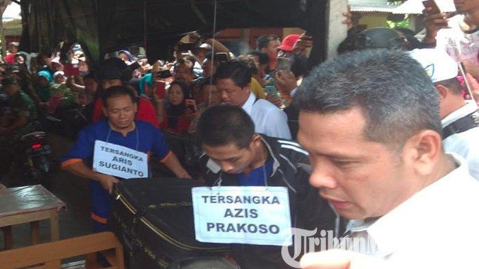 BREAKING NEWS - Tersangka Kasus Pembunuhan Budi Hartanto si Guru Honorer Dimutilasi Bakal Bertambah