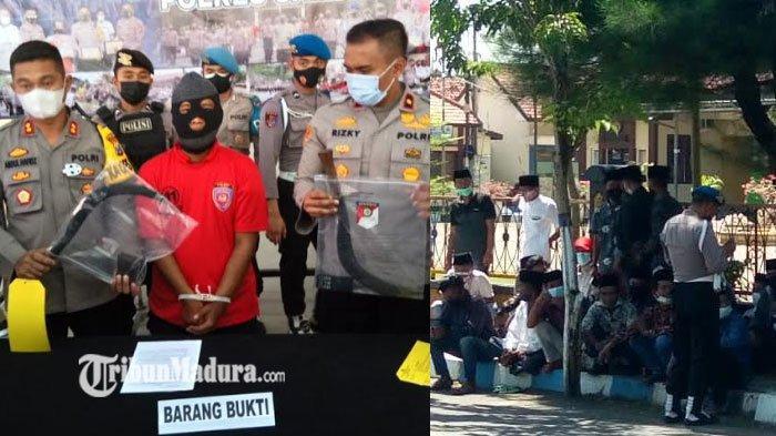 Buntut Panjang Pembunuhan Tokoh Masyarakat di Sampang, Jumlah Pelaku Dipermasalahkan Keluarga Korban