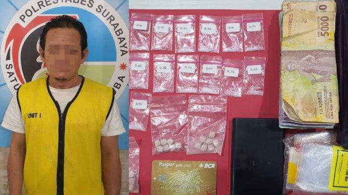 Racun Ditangkap di Hotel saat Transaksi Narkoba, Klien Satu Kamarnya Ternyata Polisi yang Menyamar