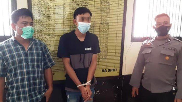 Transaksi Ilegal Pemuda Tulungagung Berujung Petaka, Terancam 15 Tahun Penjara Karena Uang Palsu