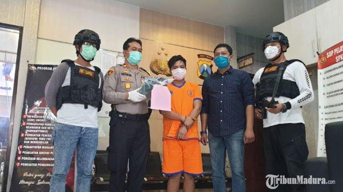 Dikenal Licin, DPO Kasus Penggelapan Uang Perusahaan di Surabaya Dibekuk Polisi saat Naik Motor