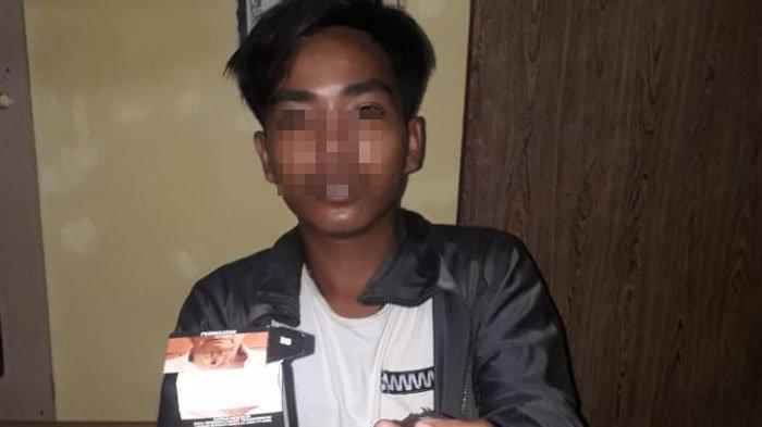 Pengguna Sabu di Tamberu Pamekasan Dicokok Polisi, Simpan Barang Bukti Dalam Bungkus Rokok