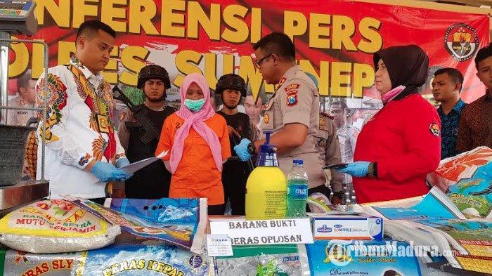 Pemilik Gudang Beras Ditetapkan Sebagai Tersangka Atas Kasus Oplosan Beras Bantuan Pangan Non Tunai