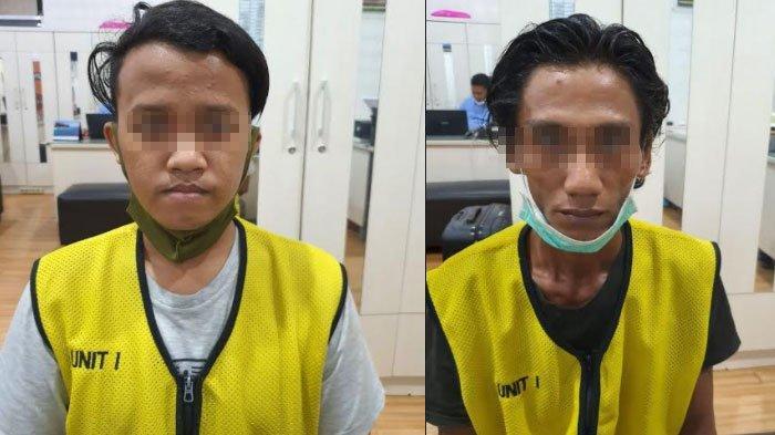 Dua Sekawan di Surabaya Ditangkap, Rencananya Gelar Pesta Sabu Digagalkan, Padahal Baru Beli Narkoba