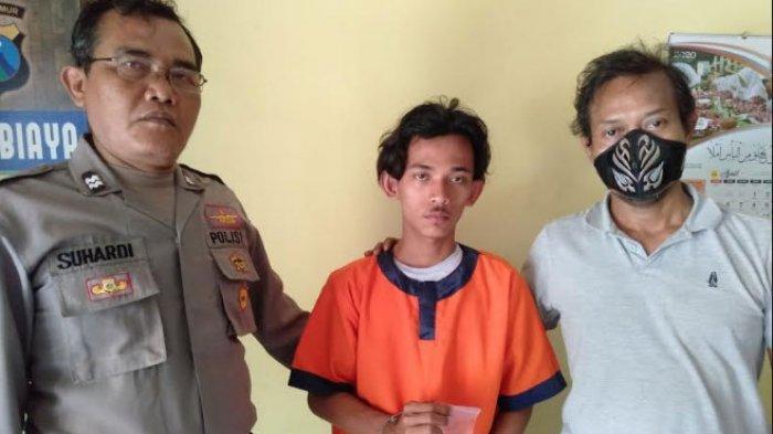 Pria Gresik Tak Sadar Dibuntuti Polisi Saat Transaksi Sabu di SPBU, Sembunyikan Narkoba di Dompetnya