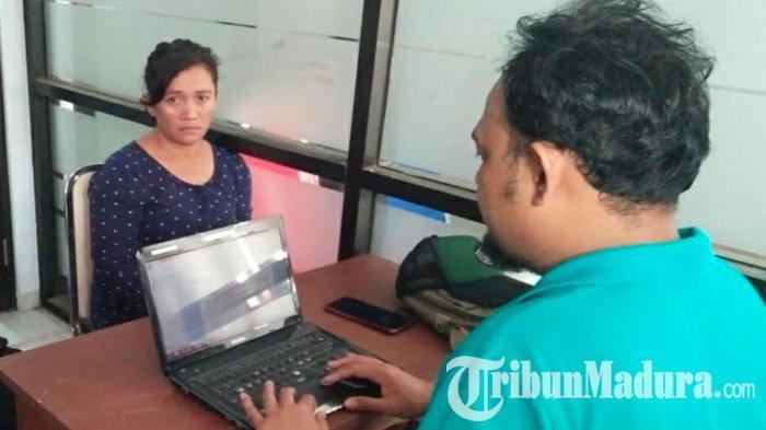 Suzuki Swift Berhenti di Pinggir Jalan, Wanita Bangkalan ini Ditangkap Polisi: Isi Dompet jadi Saksi