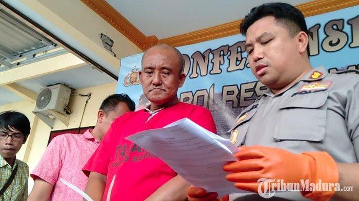 DPO Pengedar Sabu asal Banyuates Sampang Diringkus Polisi, Susul Istri dan Iparnya keJeruji Besi