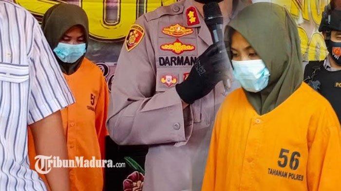 Pelaku Pembunuhan Sadis Bocah 4 Tahun Ditangkap Polres Sumenep, Terancam Hukuman 15 Tahun Penjara