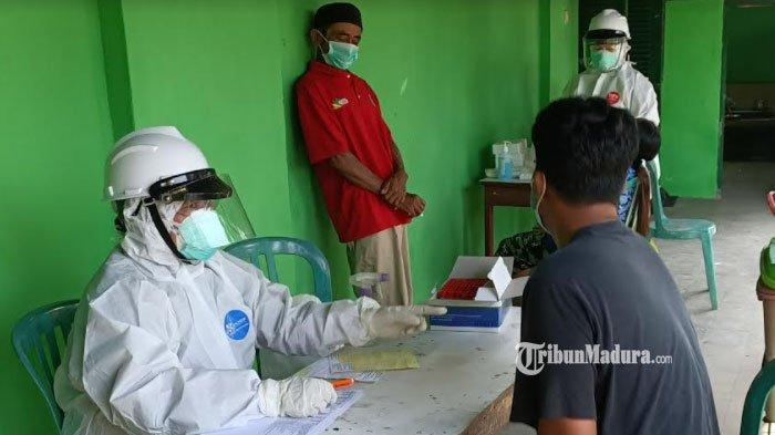 Mudik ke Kampung Halaman, 5 PMI asal Kabupaten Kediri Positif Covid-19, 2 Orang Jalani Perawatan