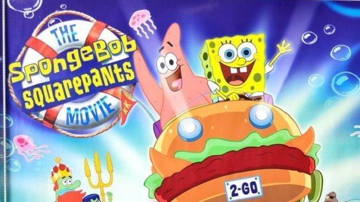 Jadwal Acara TV RCTI Trans TV Trans 7 dan GTV Rabu 2 September 2020: SpongeBob SquarePants Movie