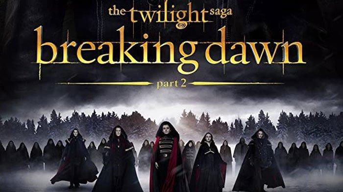 Jadwal Acara TV Sabtu 8 Agustus 2020 TRANS TV RCTI SCTV GTV TRANS 7, Ada Film Breaking Dawn Part 2