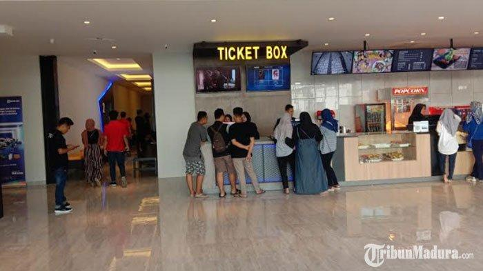 Bioskop Kota Cinema Mall Pamekasan Dilengkapi CCTV, Ada Sanksi Jika Pengunjung Lakukan Pelanggaran