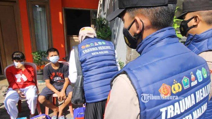 Kisah Pilu 3 Anak di Malang Jalani Isoman Tanpa Orangtua, Tak Tahu Ibunya Meninggal Karena Covid-19