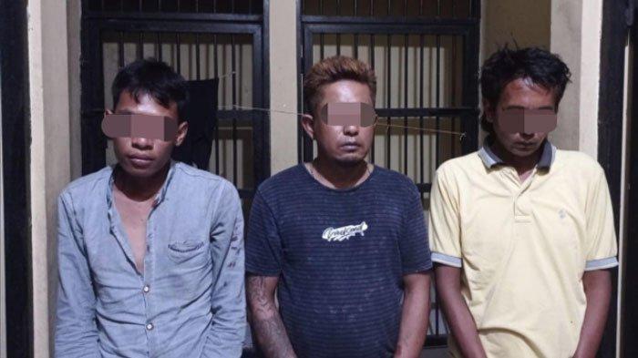 Komplotan Pencopet Dompet Penumpang Bus Beraksi, Ditangkap Polisi saat Kumpul Bagi-Bagi Uang