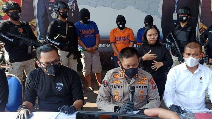Komplotan Pelaku Curat di Jawa Timur Ditangkap Setelah 15 Kali Beraksi, Pakai Modus Pecah Kaca Mobil