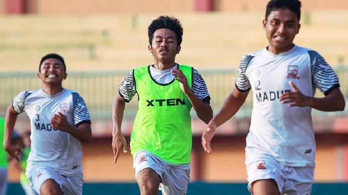 Pelatih Madura United Puji Kerja Keras Pemain Mudanya dalam Menjaga Kondisi Tubuh di Tengah Libur