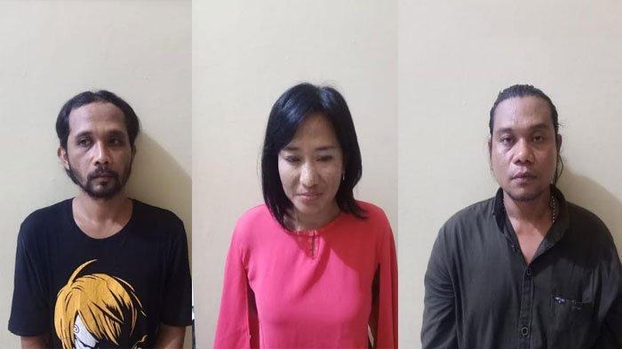 Rumah Warga Sumenep Jadi Lokasi Pesta Sabu Dua Pria dan Satu Wanita, Pemiliknya Jadi Incaran Polisi