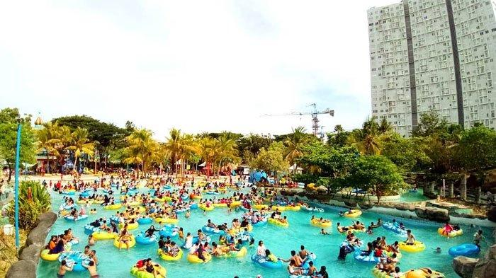 Dapatkan Tiket Masuk Gratis keCiputra Waterpark Surabaya hingga 14 Februari,Begini Syaratnya