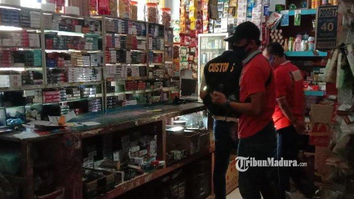 Bea Cukai Malang Gelar Operasi Gabungan Pemberantasan Peredaran Rokok Ilegal, Begini Hasilnya