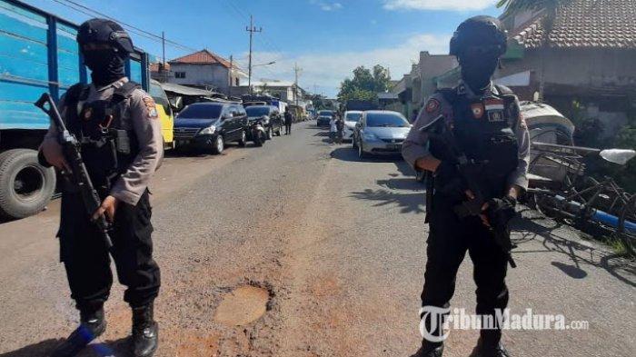 Tidak hanya di Surabaya, Tim Densus 88 Juga Tangkap Terduga Teroris Lainnya di Mojokerto dan Malang