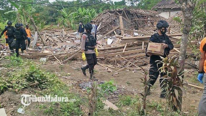 Ledakan Bondet Ancam Keselamatan Jiwa, Polda Jatim Edukasi Warga Agar Tak Beli atau Rakit Bom Ikan