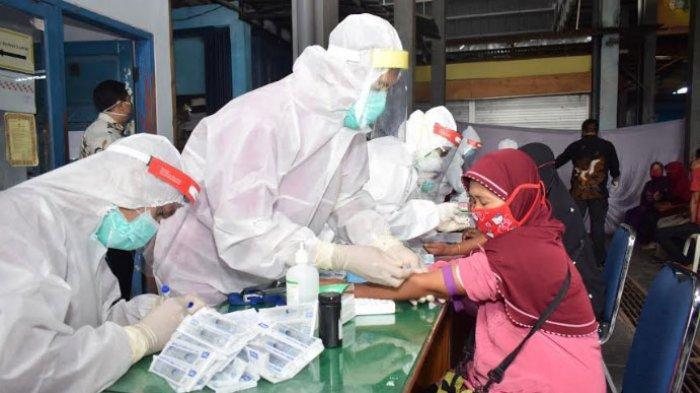 Update Corona di Kabupaten Lamongan Senin 13 Juli: Jumlah Pasien Covid-19 Sembuh Semakin Meningkat