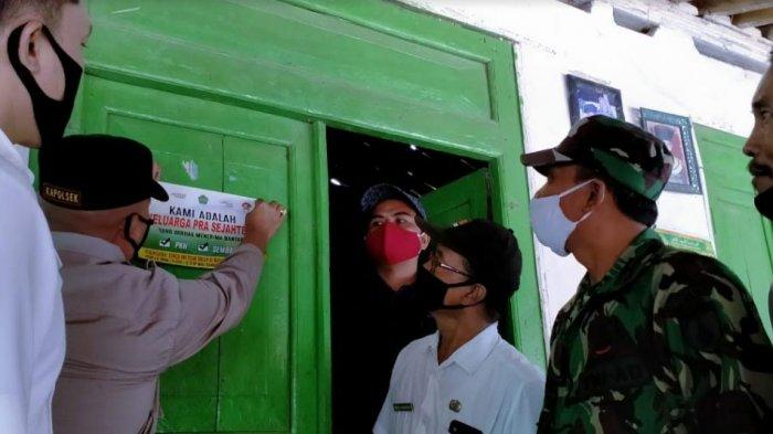 Rumah KPM Penerima Bansos di Sampang Belum Ditempeli Stiker, Dinas Sosial Jelaskan Alasannya