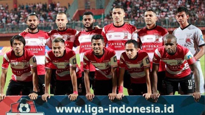 Eduardo Almeida Tak Risau Muncul WacanaMadura United Turunkan Pemain Muda LawanSemen Padang