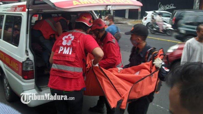 Sedang Jalan Kaki, Pria ini Tiba-Tiba Ambruk di Pinggir Jalan di Malang, Kondisinya Tak Bernyawa
