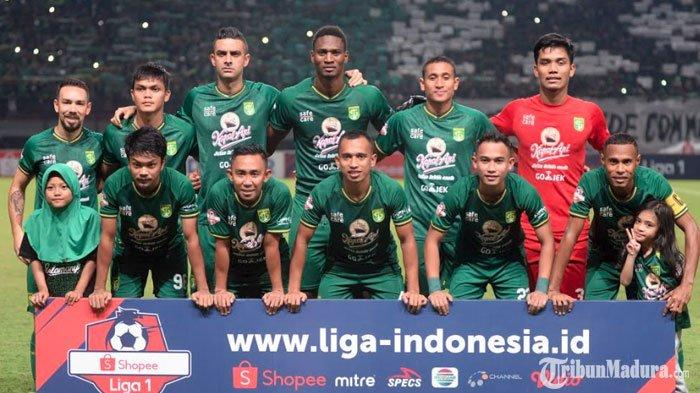 PersebayaVs Borneo FC Sama-Sama Tampil Pincang, Bajul Ijo BertekadPutus Trend PositifPesut Etam