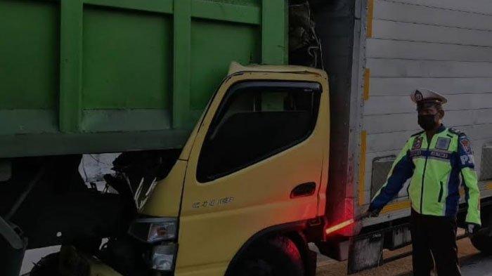 Akibat Diduga Mengantuk, Kecelakaan Maut Terjadi di Jalan Tol Ngawi-Solo, Satu Orang Tewas