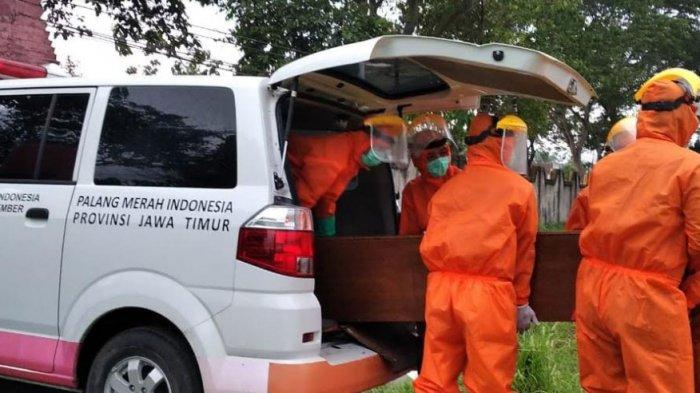 BREAKING NEWS - Selama Pandemi, PMI Kabupaten Jember Antarkan 109 Jenazah Sesuai Protokol Covid-19