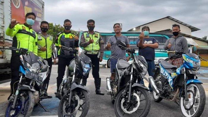 Trek-Trekan Marak Terjadi, Polisi Sampang Kucing-kucingan dengan Para Pelaku, 21 Kendaraan Diamankan
