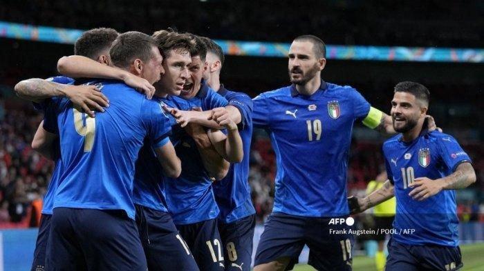 Inter Milan, AC Milan Hingga Juventus Beringas di Bursa Transfer, Efek Italia Juara Euro 2020?