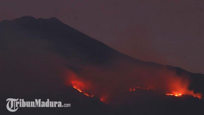 BPBD Kota Batu Siapkan Langkah Antisipasi Kebakaran Hutan di Gunung Arjuno Merambat ke Kota Batu